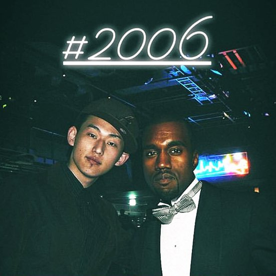 Happy belated birthday my mentor Mr. Kanye West!!!!