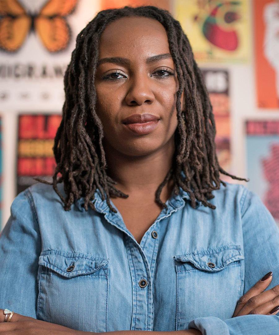 Today we are honoured to be joined by co-founder of the Black Lives Matter movement @opalayo.   Click the link below to listen: