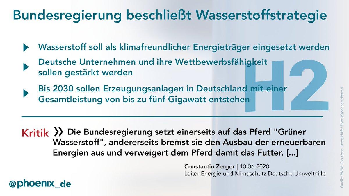 #Wasserstoffstrategie