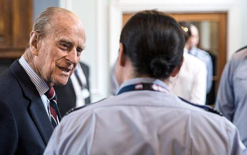 Happy birthday to His Royal Highness Prince Philip, The Duke of Edinburgh, who turns 99 today.