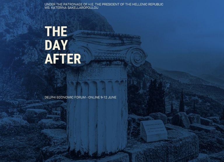 Σήμερα,Τετάρτη, στις 19:10   Οικονομικό Φόρουμ Δελφών  «Θεσμοί, Κράτος Δικαίου, Δημοκρατία και ατομική ευθύνη» Συζητούν: Π. Πικραμμένος & Ευ. Βενιζέλος Συντονίζει: Π. Μανδραβέλης https://t.co/oFNngmzM27  @delphi_forum #delphiforum https://t.co/vb5biSqlvx