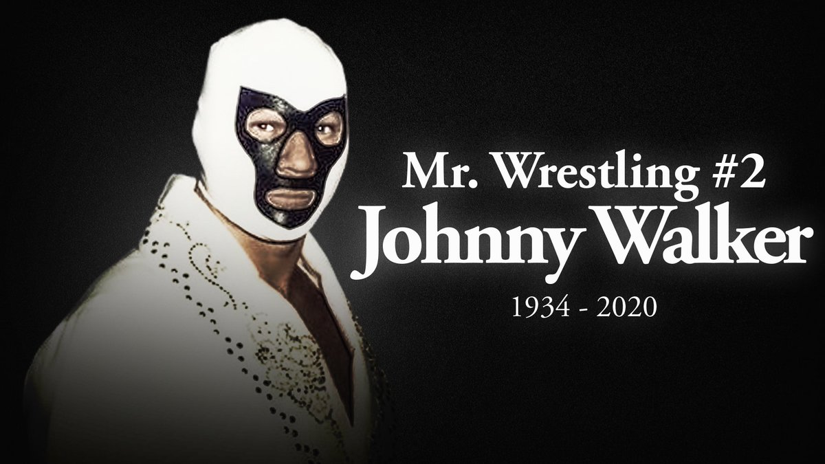 """Mr. Wrestling II"" Johnny Walker Passes Away at 85"