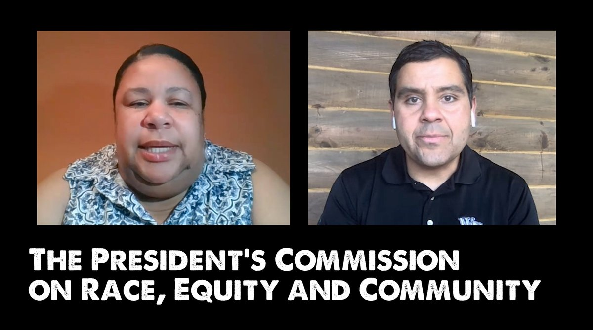 More than 30 members of the #WFU community, led by Dr. José Villalba and Dr. Erica Still, serve on the President's Commission on Race, Equity and Community.They shared their findings & recommendations with @PresidentHatch in a comprehensive report: https://t.co/DRDY5BLnzx