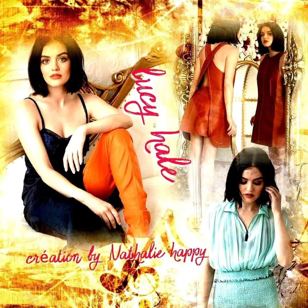 My creation two @lucyhale #lucyhale #fanart #katykeene #prettylittleliars #ariamontgomery #prettylittleliarsfans #prettylittleliarsfanart #lucyhalefans #lucyhalefanartpic.twitter.com/NV6SZ6sK80