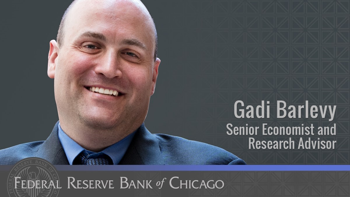 #FedFiles: Gadi Barlevy is a senior economist on the macroeconomics team. Gadi examines labor economics, as well as economic fluctuations, economic growth, #financial economics and information economics. https://t.co/ziLkMMvE5z https://t.co/7XY5ruxaDZ