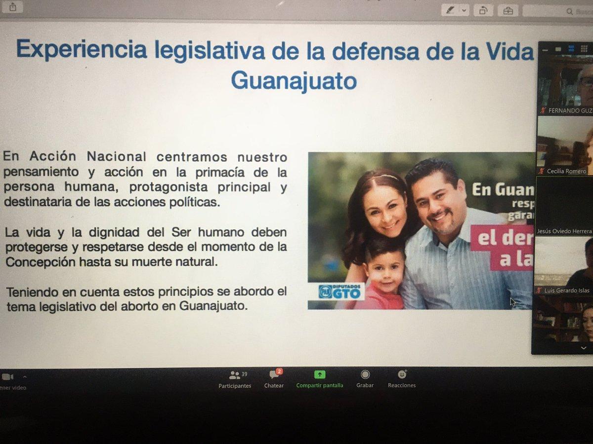 El PAN se apostó por la defensa de la vida en respaldo de la sociedad y fue claro el apoyo mayoritario de Guanajuato a la vida. Si se pudo ! https://t.co/qNSjOzOIRx