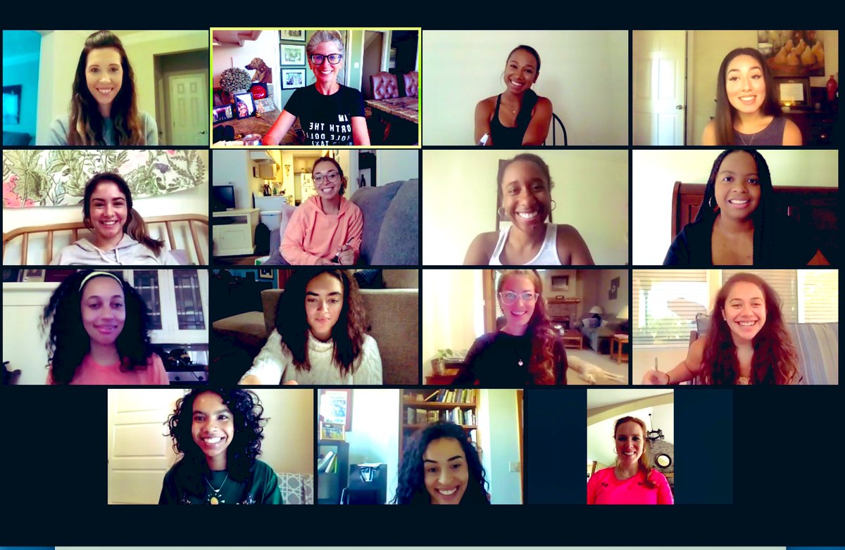 When you have something cooking with the @Falcons_PA 🤫 We may not be in person ... but looking forward to bringing the same passion, purpose and meaning to our virtual boot camp and being a part of another outstanding #FalconsU #RookieClass2020 #Brotherhood #Sisterhood https://t.co/95WvrflNsB