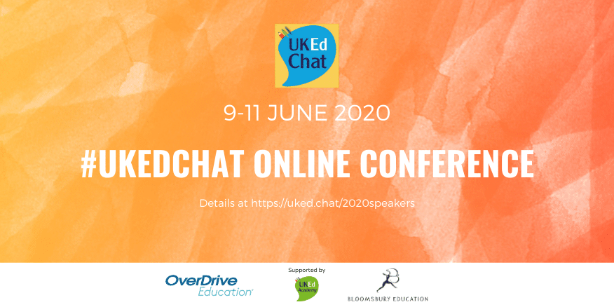 The morning session of the FREE #UKEdChat Online Conference begins at 10am. Be in the room before that to avoid disappointment Watch speakers like @EllieDixTweets & @SchoolsHappy Register at event.webinarjam.com/register/4/l9q… #UKEdConf20 Like what we do? ukedchat.com/support