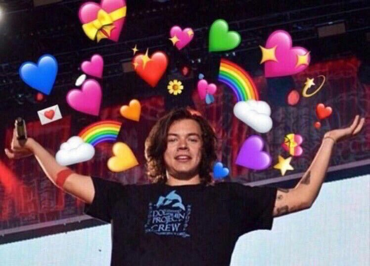 @Harry_Styles @HSHQ I love you, be safe💚
