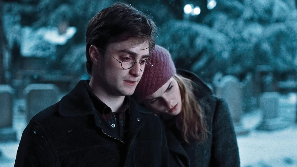 J.K. Rowling says that Hermione should have ended up with Harry instead of Ron