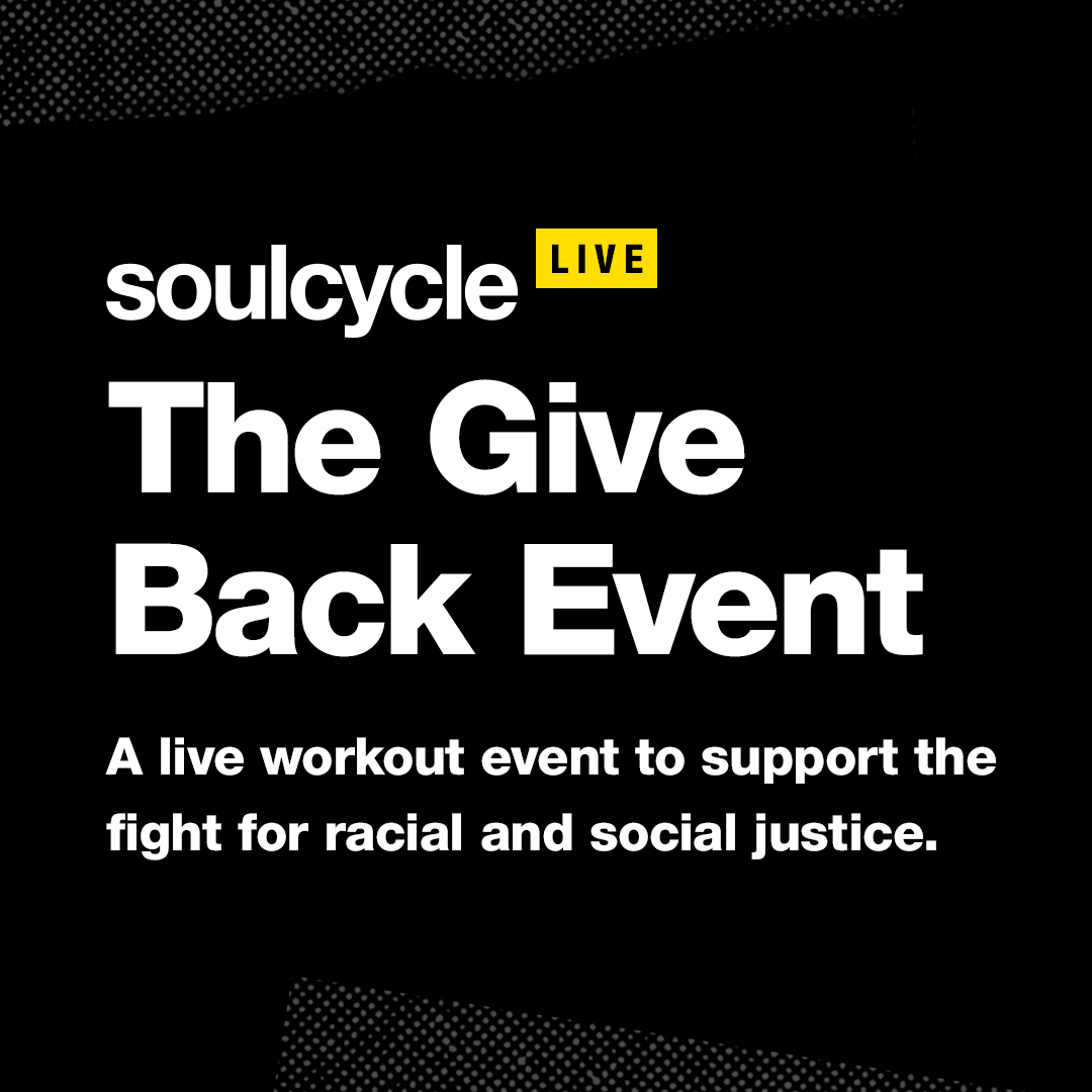 Join us this Thursday and Friday for a LIVE workout event—started and led by our Black instructors—to support the fight for racial and social justice. Check out the full schedule below, and head here for more information and to watch the lives tomorrow ➡  https://t.co/7oHVKpXEzL https://t.co/2bZkK7zHtT