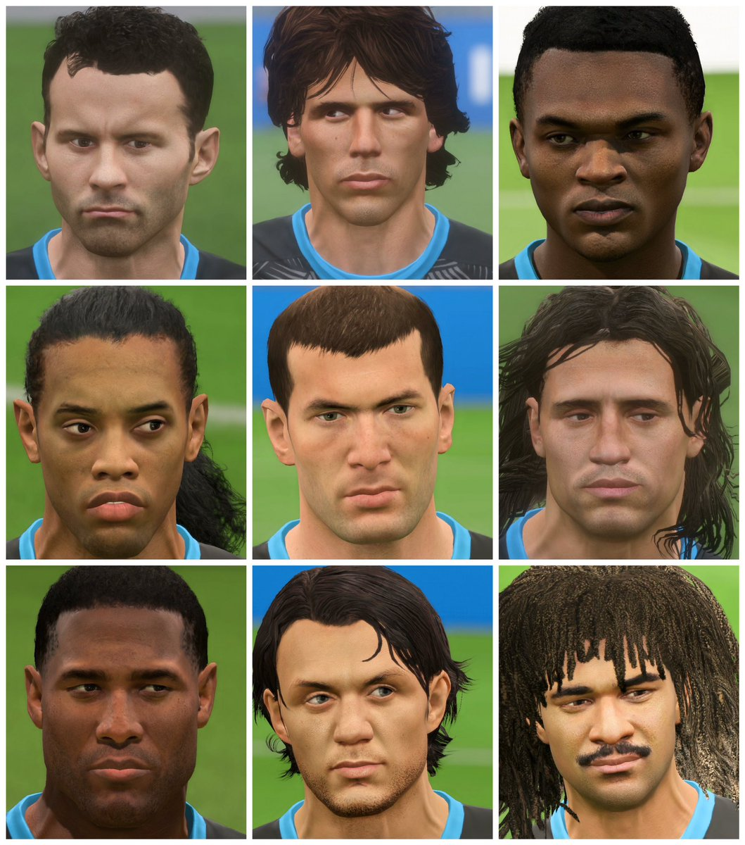 Fifa Career Gems On Twitter A Few Of The Game Faces From The Soccer Aid Legends Now Available In Kick Off Fifa20