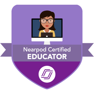Whoo! Used some distance learning time to become a <a target='_blank' href='http://twitter.com/nearpod'>@nearpod</a> certified educator!  <a target='_blank' href='http://search.twitter.com/search?q=NearpodCertified'><a target='_blank' href='https://twitter.com/hashtag/NearpodCertified?src=hash'>#NearpodCertified</a></a> <a target='_blank' href='http://search.twitter.com/search?q=virtualfieldtrips'><a target='_blank' href='https://twitter.com/hashtag/virtualfieldtrips?src=hash'>#virtualfieldtrips</a></a> <a target='_blank' href='http://search.twitter.com/search?q=allthetools'><a target='_blank' href='https://twitter.com/hashtag/allthetools?src=hash'>#allthetools</a></a> <a target='_blank' href='https://t.co/LVP9YOS11P'>https://t.co/LVP9YOS11P</a>