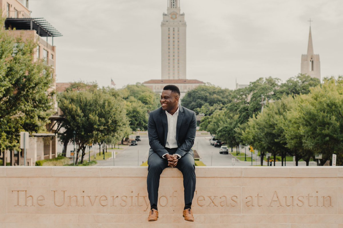 Romans 8:28  BBA Finance Minor in Management InformatIon Systems First Generation and Transfer Student @UT_SG Student Body President Tejas Club Friar's Society Guides of Texas From Baskin Robbins 🍦 to Goldman Sachs 📈  Changing the World Loading... #UTGrad20 #UTBlackGrad20 https://t.co/j8SRCHR6kp
