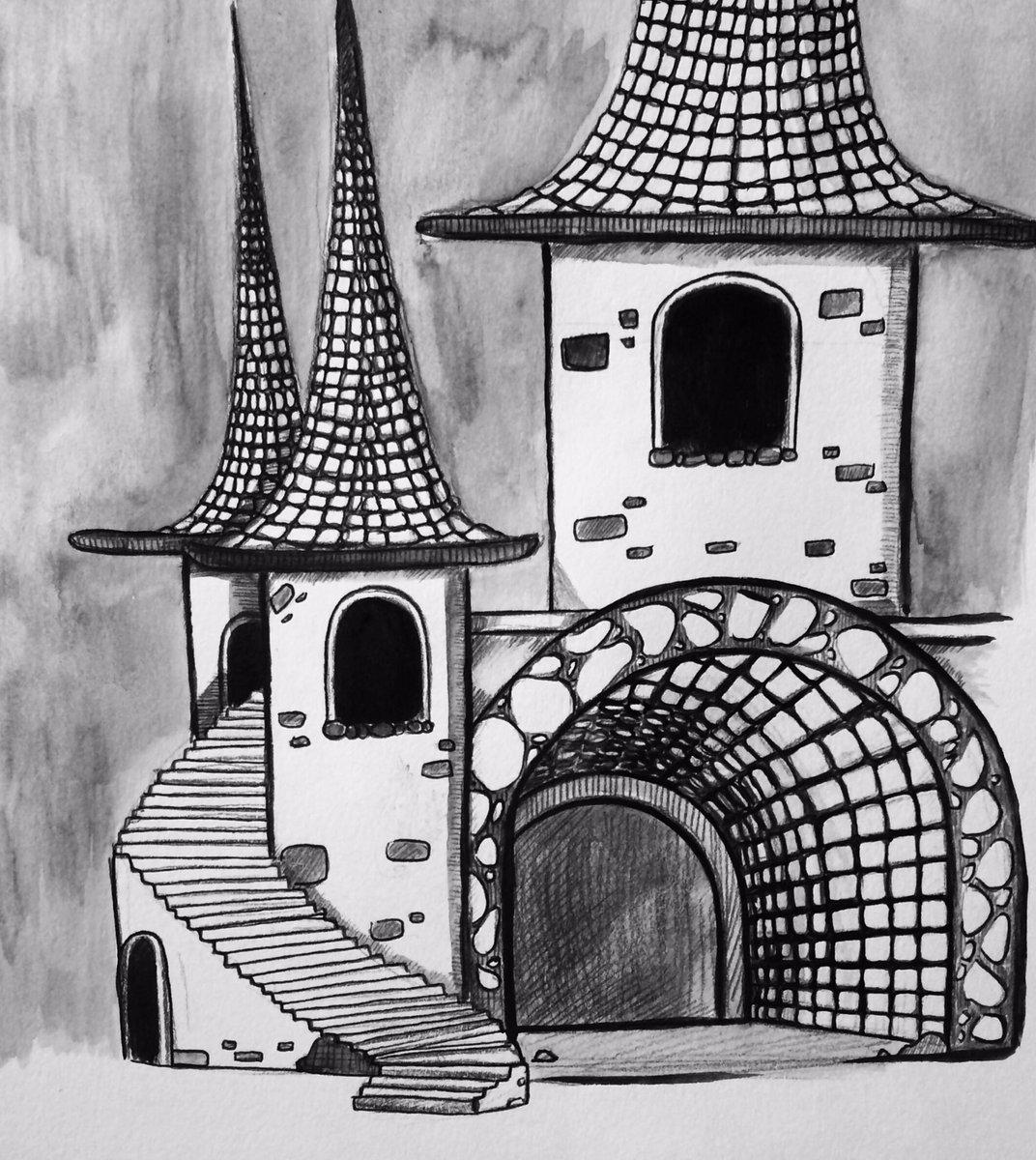 #myart #MyArtwork #watercolors #watercolorpainting #ink #sketch #drawing https://t.co/BzFZP3PFDO