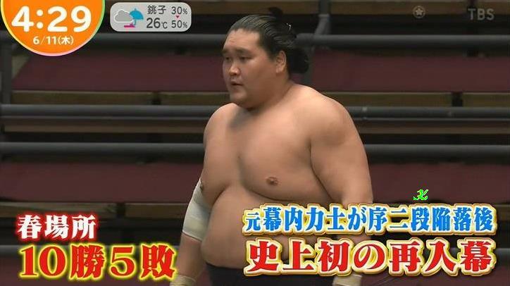 大相撲 取組 動画