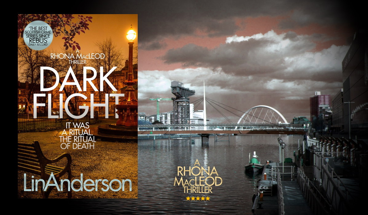 ★★★★★ DARK FLIGHT - I found this book to be the best in the series so far. I was unable to put it down with so many twists and turns viewBook.at/DarkFlight #CrimeFiction #CSI #Thriller #LinAnderson #BloodyScotland #IARTG #KU