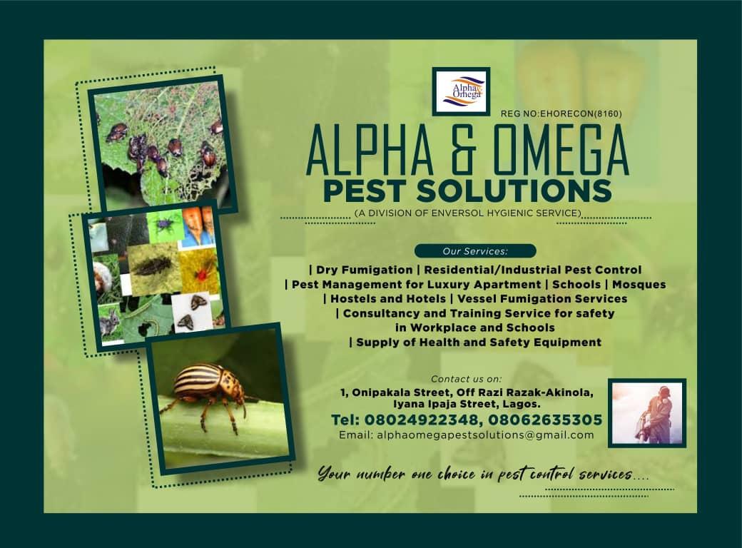 alpha omega pest control