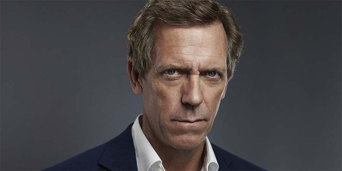 Happy Birthday to Hugh Laurie. 61 today. \A Bit Of Fry & Laurie\ is such a good boxset:
