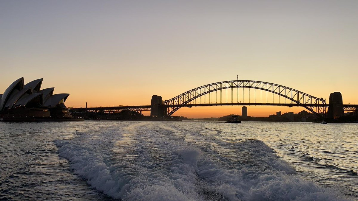 Miss our son so much, ferry ride home after work for him ... #Sydney #manlyferry #livingthedreampic.twitter.com/QEUURZUwVp