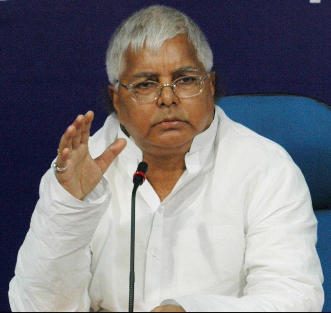 Happy Birthday to former Chief Minister of Bihar Shri Lalu Prasad Yadav.