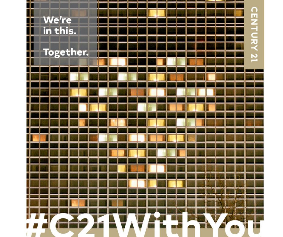 We are in this together!! #C21WithYou #summervillerealestate #charlestonrealestate #mtpleasantrealestate https://t.co/lZVRTdgVfW