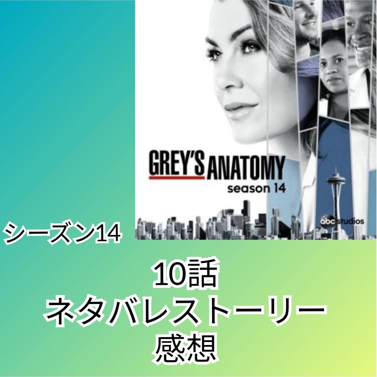 ネタバレ グレイズ アナトミー 『グレイズ・アナトミー 恋の解剖学』シーズン4~6ネタバレ解説と感想。恋愛も複雑化!シーズン最終話はどれも衝撃的なラストが待っていた。