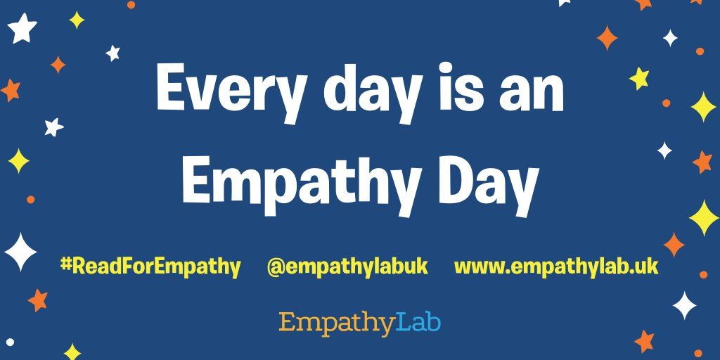 If you missed any part of #EmpathyDay catch up here empathylab.uk/newpage0198f816