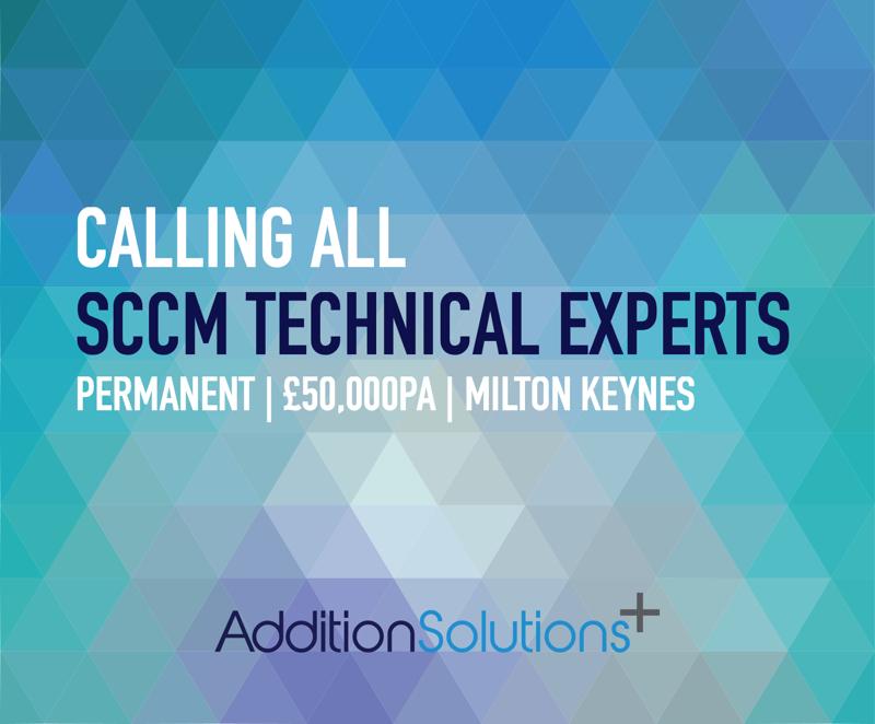 NEW JOB  A V A I L A B L E  Are you Tech expert?  Love SCCM?  Come join our team in Milton Keynes!  APPLY & FIND DETAILS HERE: https://t.co/9VLSMUvYF9  #techjob #newjob #sccm #techexpert #technicalexpert #sccmtech #miltonkeynes #applynow #technews https://t.co/yH7CCLTkLm