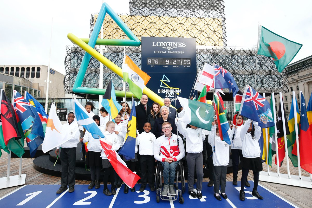 🗓️@thecgf Executive Board has approved a 24-hour change in start date for the Birmingham 2022 Commonwealth Games which will now begin on 28 July 2022, running through to 8 August 2022.   More info: https://t.co/Lv6zRRdfpa https://t.co/W43zpxB56k