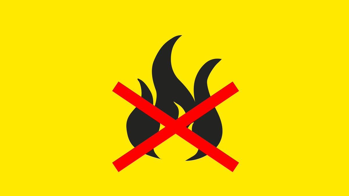 Eldningsförbud i hela Stockholms län från och med klockan 12.00 den 11 juni 2020. Förbudet gäller tillsvidare.  Har du frågor kontakta i första hand någon av länets räddningstjänster.  https://t.co/6P0AoDHhtS https://t.co/KbwxMWKlQF