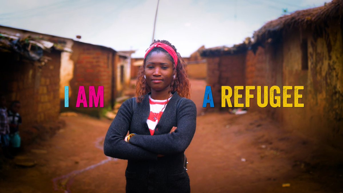 Women and adolescent #girlsincrisis must be able to take up leadership and contribute to decisions about their own lives and futures. We need to listen to their voices📣 #GirlsGetEqual #RefugeeWeek2020