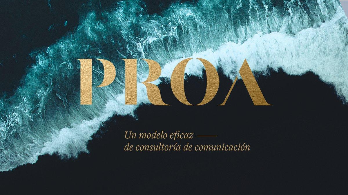 Los cambios en PROA reflejan una profunda reflexión sobre cómo podemos ayudar a nuestros clientes. Descubre en nuestra nueva web en qué consiste un modelo eficaz de consultoría de comunicación. #PROArumboalcrecimiento https://t.co/OC0o04zrqL