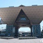 オタクの9割が東京ビッグサイトにある逆三角形の中をしらない説!