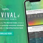 Get the lowdown on real-time vertical trends in @Captify's Revival Index. This week's edition also deep-dives into #retail & #eCommerce, uncovering the changing search behavior of 200.9 million shoppers & how they feel about returning to retail stores:  https://t.co/LjJDIkVEvo