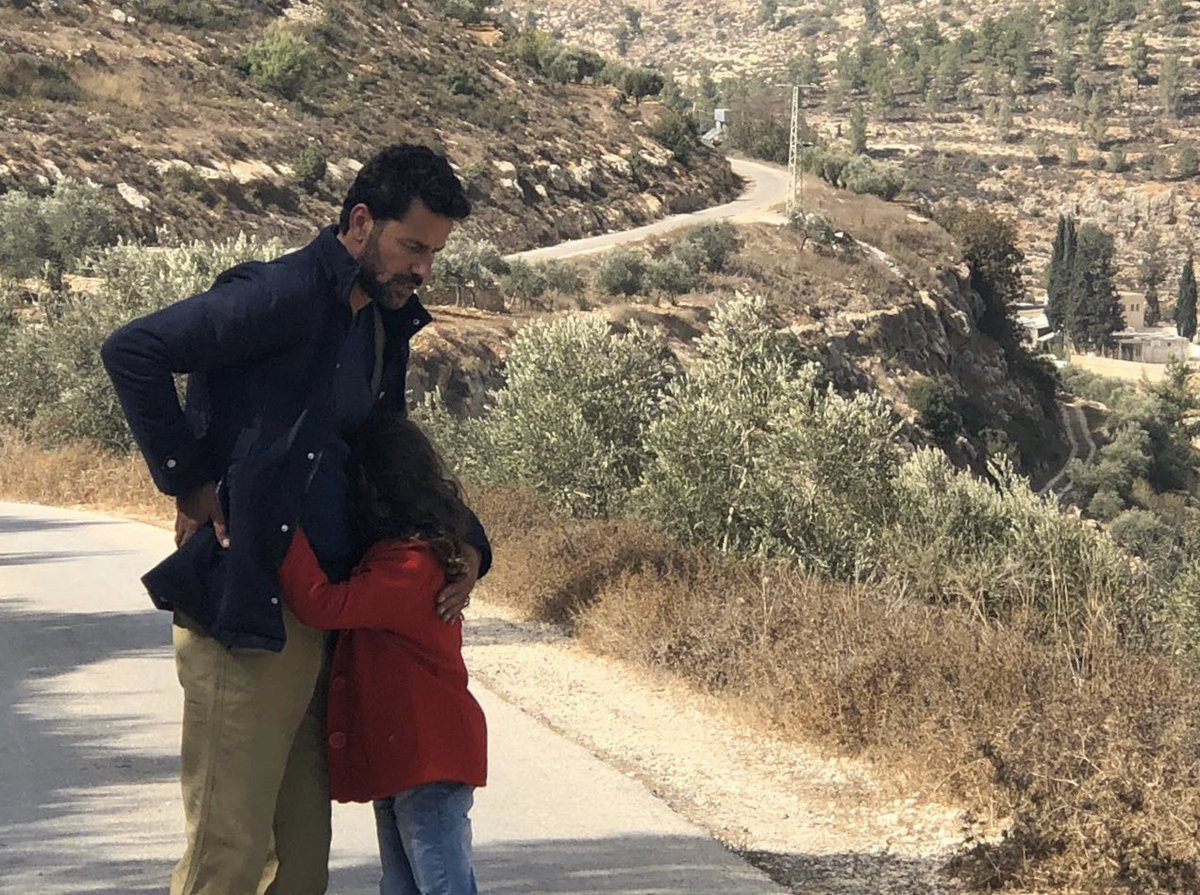 """Farah Nabulsi on Twitter: """"Our Palestinian film, The Present- one of only 2  Arab films just selected in competition at the Brussels Short Film  Festival. Only 62 International films were selected from"""