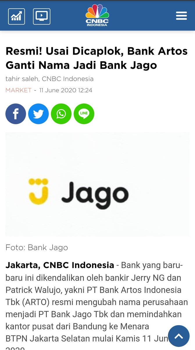 Nathaniel Rayestu On Twitter Siap Bank Jago
