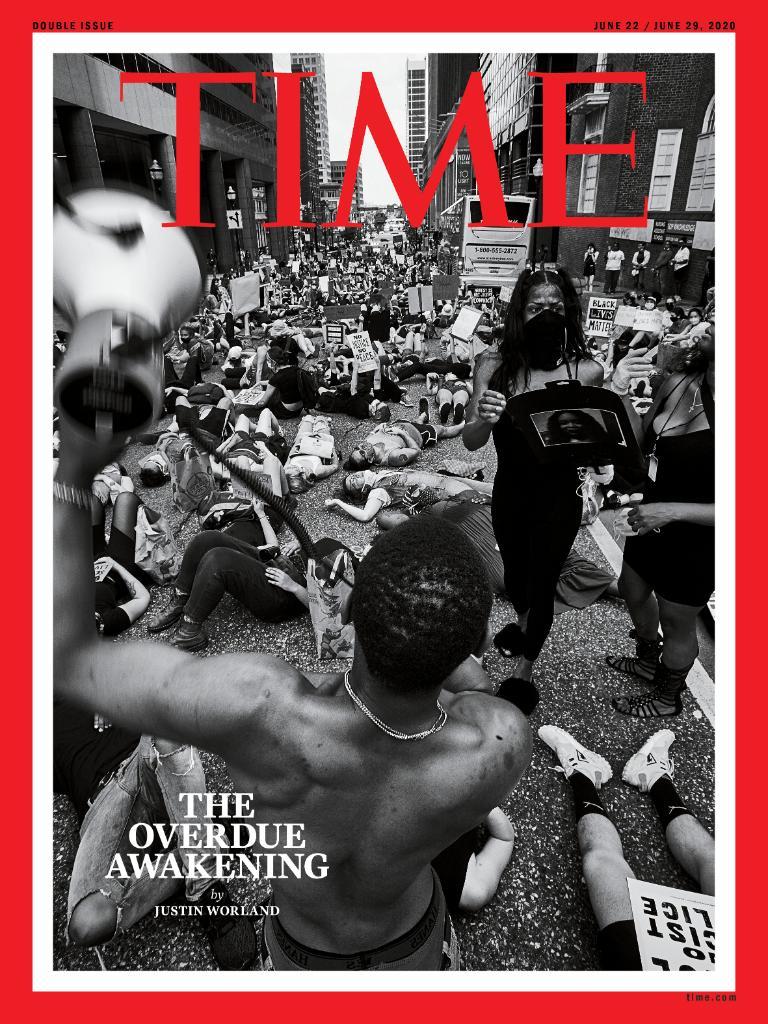 TIME's new cover: America's long overdue awakening ti.me/37knZ5j