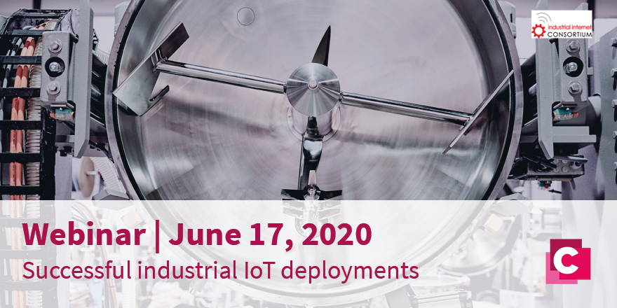 Only 2 days left: Learn how to extend products with CONTACT Elements for #IoT with smart business models on the example of our customer Mixaco Maschinenbau. Register now for the free #webinar supported by the @IIConsortium: https://t.co/Sl2YJV4pbr https://t.co/YpG1FqbjGJ