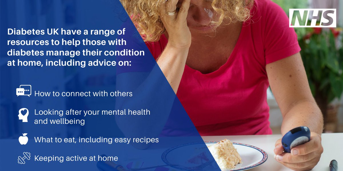 Nhs London On Twitter If You Have Diabetes It S Important For