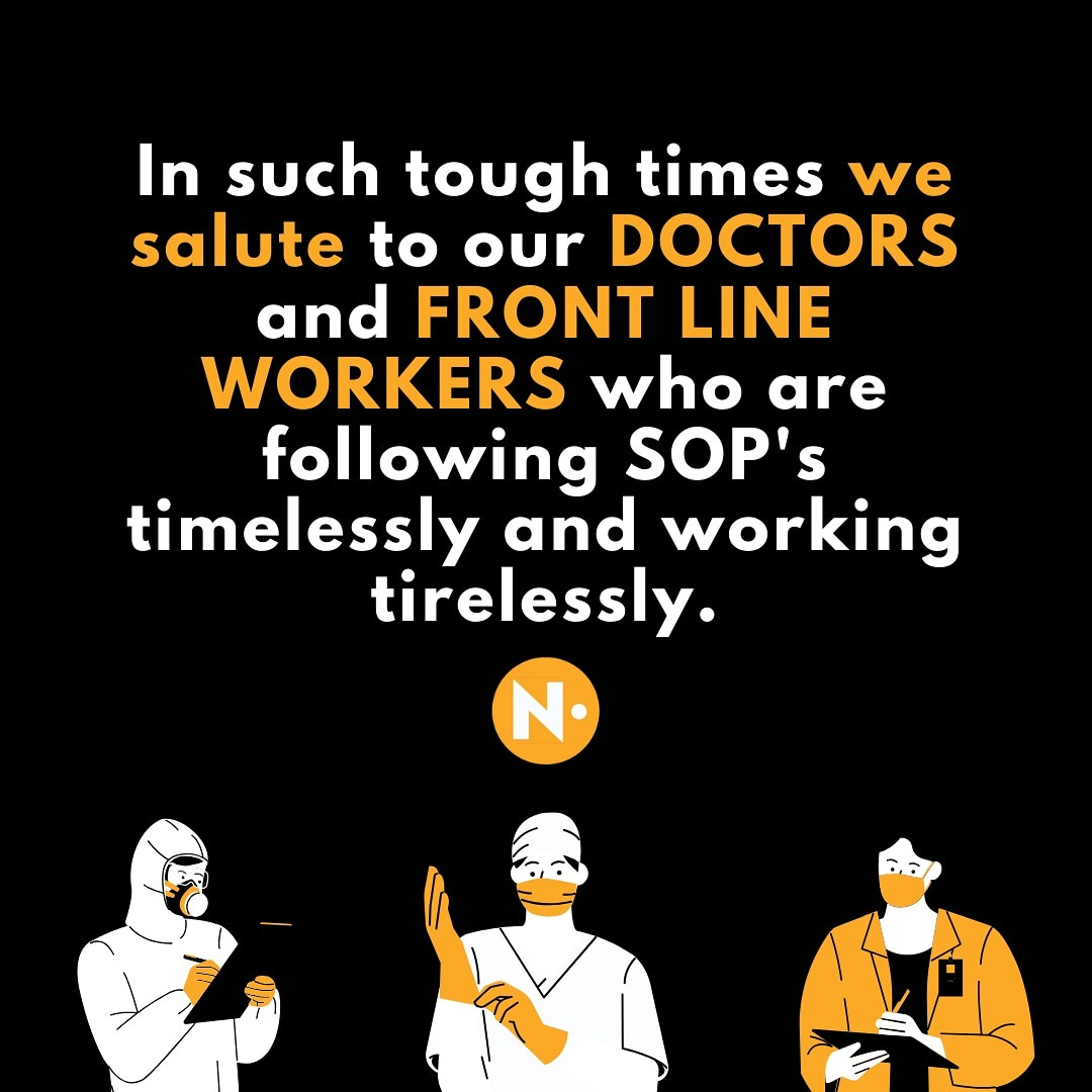 Nexudus_Consultants pays a big tribute to all doctors and front line workers globally. #covid #stayathome #lockdown2020 #quarantine #staysafe #maintainsocialdistance #WashYourHands #dontshakehands #salutetoservice #salutedoctors #salutenurses #prayforpeace #nexuduspic.twitter.com/SOCDCCtdNm