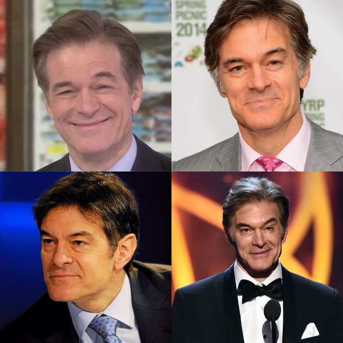Happy 60 birthday to Mehmet Oz . Hope that he has a wonderful birthday.