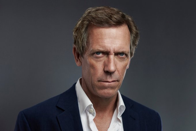 Happy 61st Birthday to HUGH LAURIE