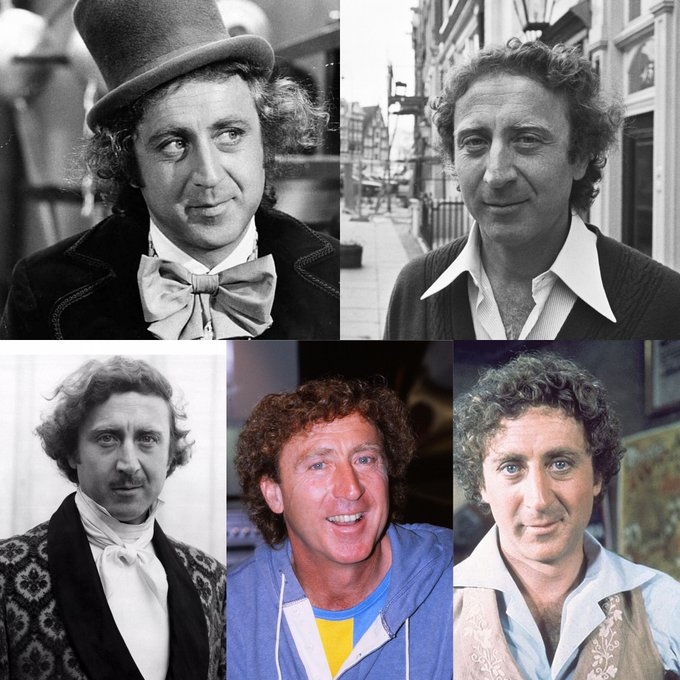Happy 87 birthday to Gene Wilder up in heaven. May he Rest In Peace.