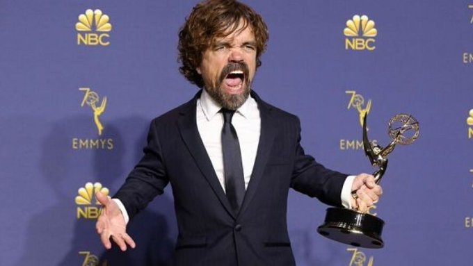 Happy Birthday to Peter Dinklage! Man of many talents and a true lion