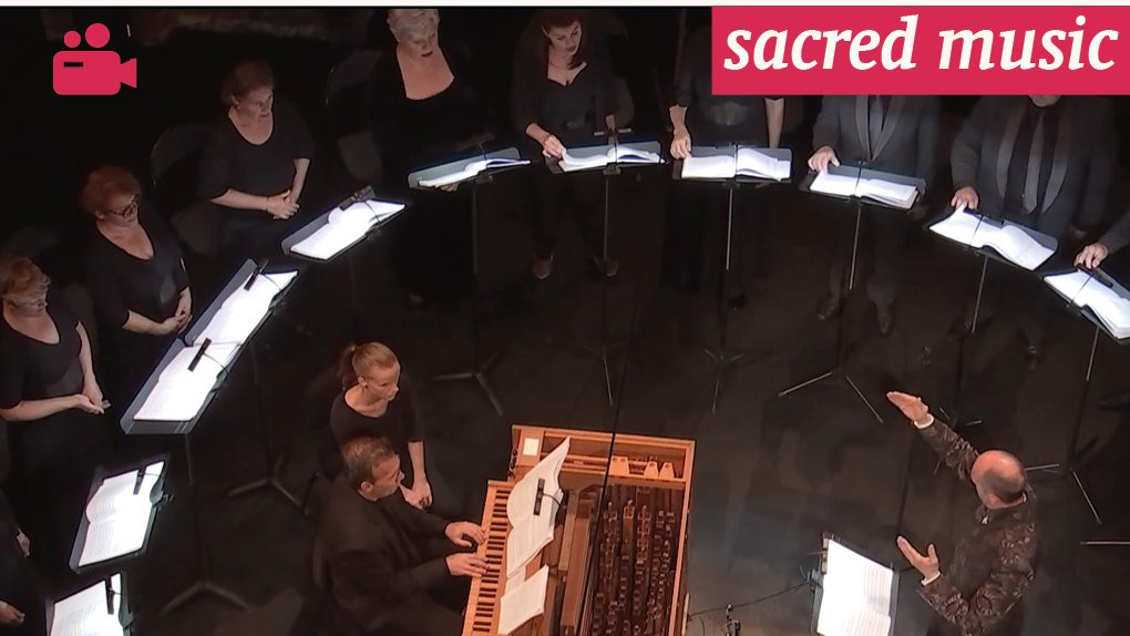 🎦 #BruZaneReplay To watch again and again 👀 the concert 'Gounod Gothic' with the @VlaamsRadiokoor and the organist F. Saint-Yves conducted by @HerveNiquet, at @BouffesDuNord #Paris (3 June 2018) 👉https://t.co/yZ57FReGcc #sacredmusic #choir #Gounod #Bach #Mozart 🎥Calle Carmen https://t.co/OdxmUwXqWu