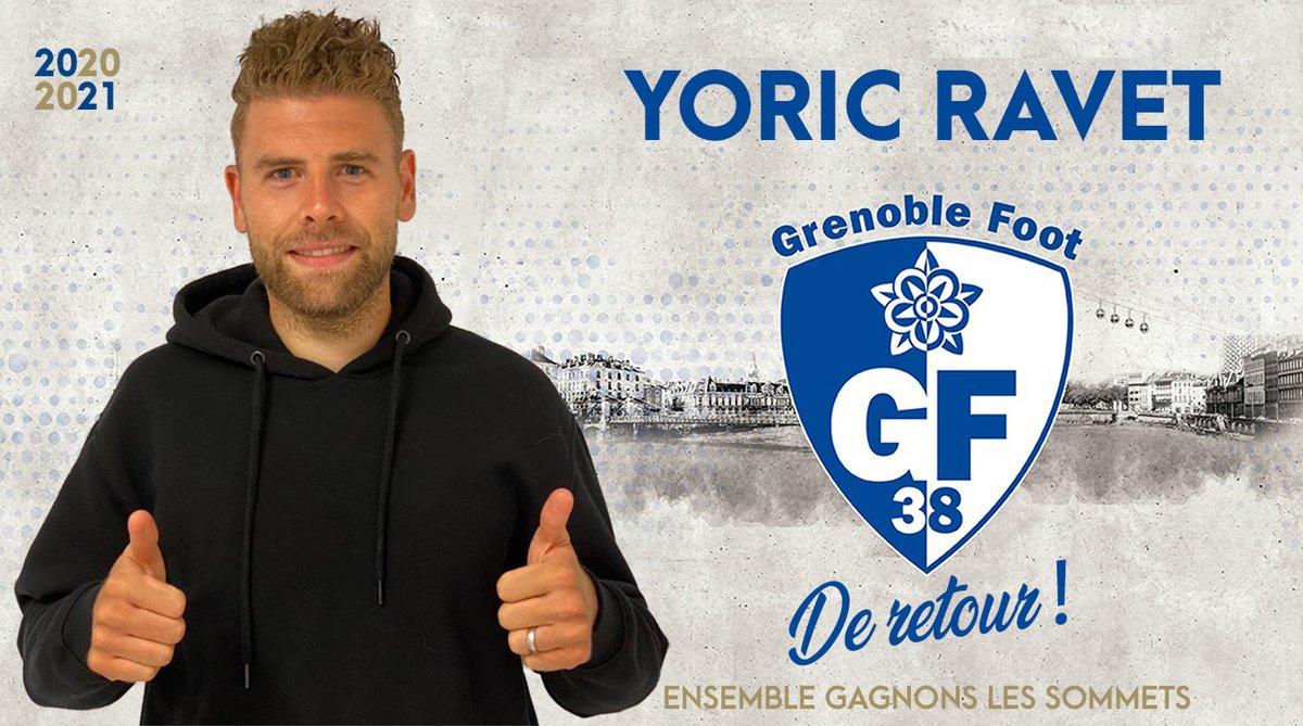 Yoric Ravet