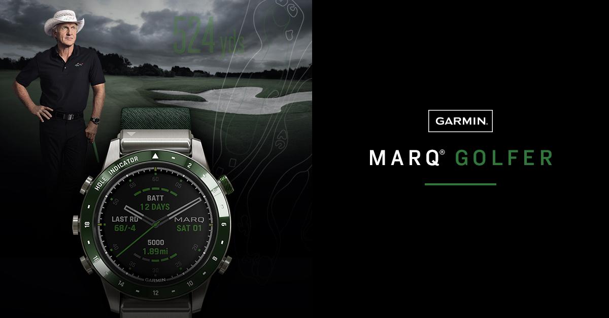 Golf course ➡️ boardroom. @GarminGolf's latest MARQ Golfer watch will get you there #GarminPro @Garmin