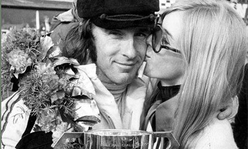 Well a very Happy Birthday to a great driver     Sir Jackie Stewart