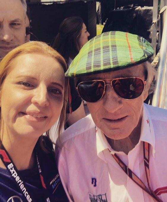 Happy Birthday Sir Jackie Stewart!